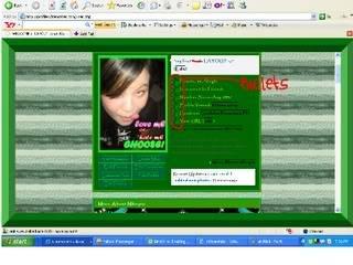 want a green layout?!c; Greenedit