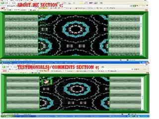 want a green layout?!c; Nyahahaedit