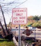 WEIRD ROAD SIGNS.. must see c; Sgnenter