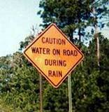 WEIRD ROAD SIGNS.. must see c; Sgnrain