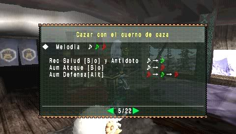 Cuerno de Caza Partitura004