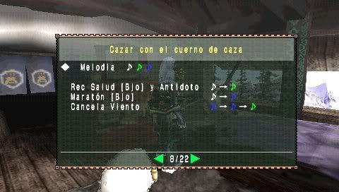 Cuerno de Caza Partitura007