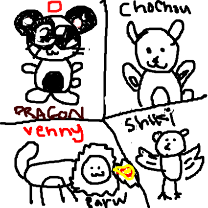 [UPDATE] Chatbox Drawings =D DoodlePicture