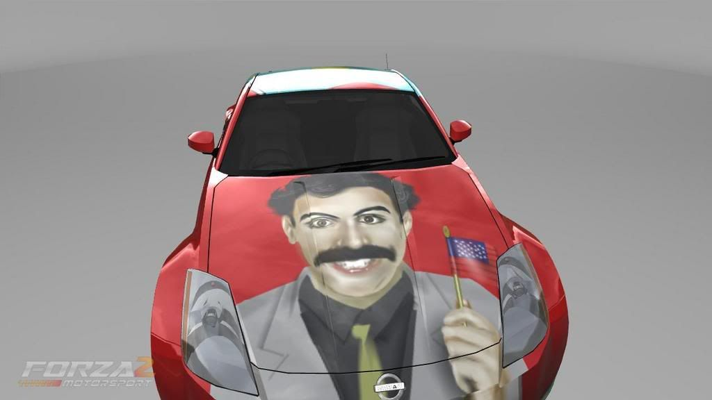 FORZA MOTORSPORT Borat