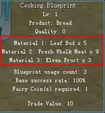 [Guia]Cooking Items