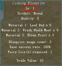 [Guia]Cooking Lvl