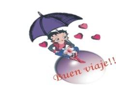 ME DESPIDO HASTA DENTRO DE 5 SEMANAS BUEN_VIAJE