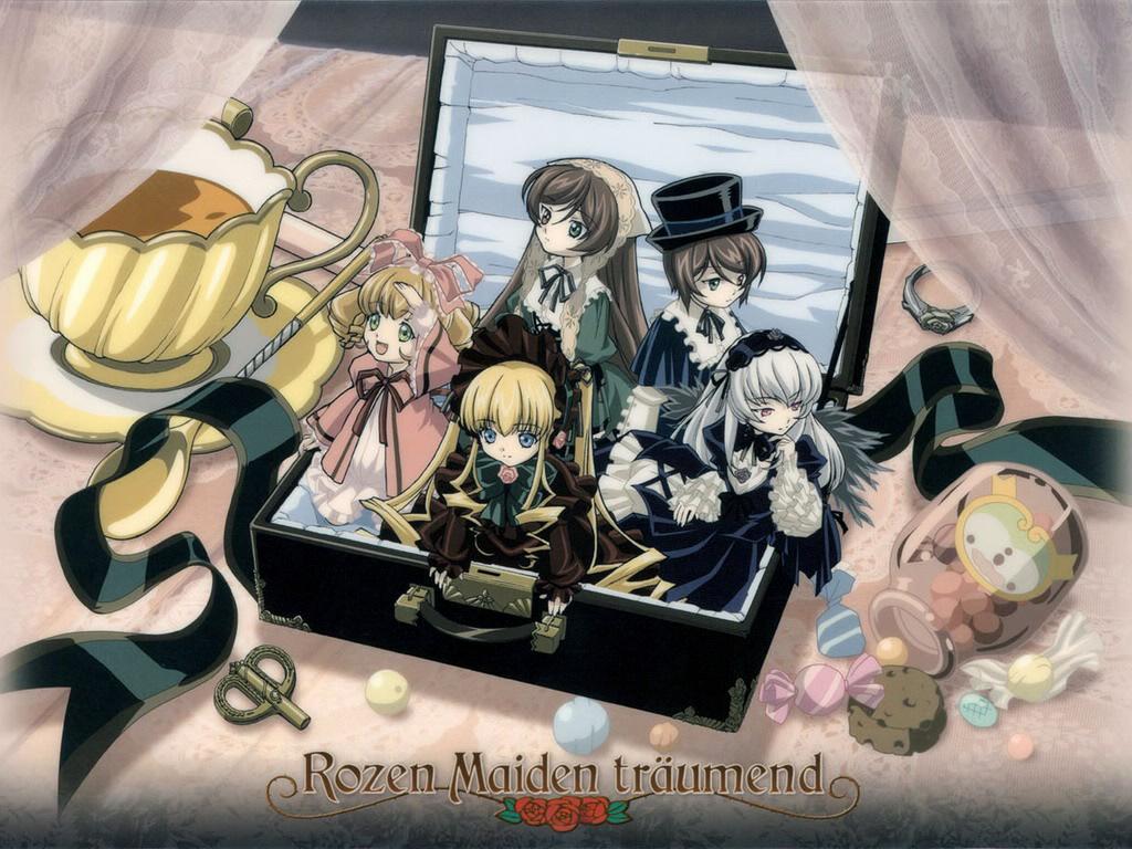 Rozen Maiden Träumend Rozen_Maiden_11
