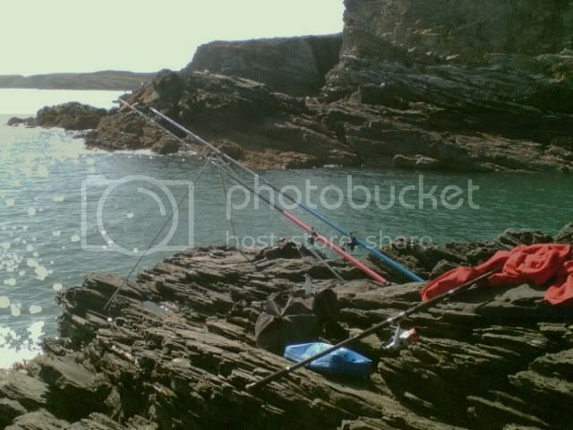 Holy Island rover. RODSSETUP