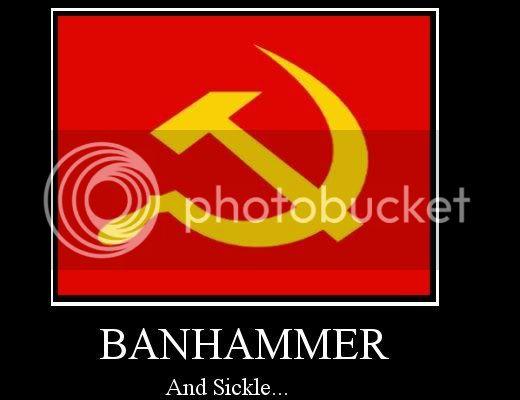 Motivational posters Banhammer2
