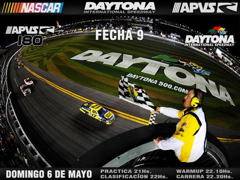 Fecha 9: Daytona International Speedway Fecha9