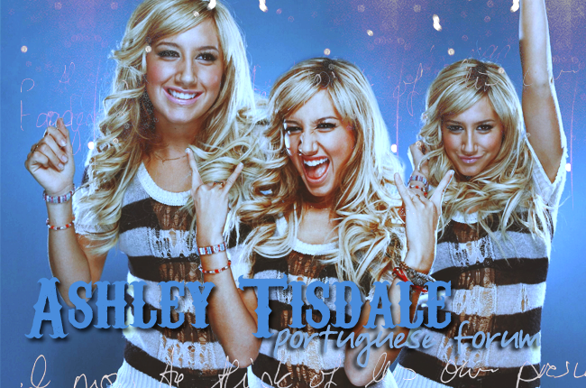 Ashley Tisdale Portuguese Forum