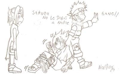 mis dibujos n_n nuevo 5/9/08 tobi/kakashi Ddd