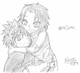 mis dibujos n_n nuevo 5/9/08 tobi/kakashi - Página 2 Narusaku