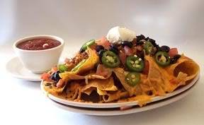 Your favorite food Nachos