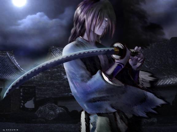 imagenes samurai x Samurai-1