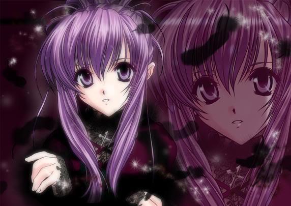 بنفسجــي × بنفســجي Purple