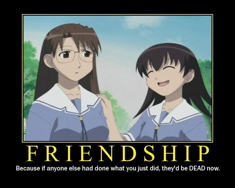 Accepting Friends^^ Friendship