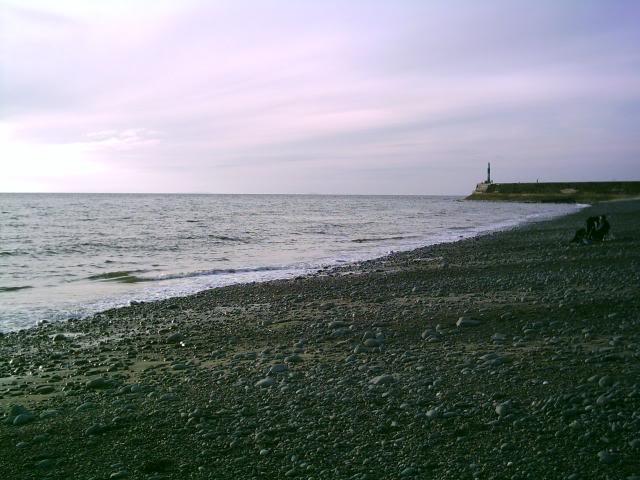 Britain's Busiest Beach Borthbusyone007