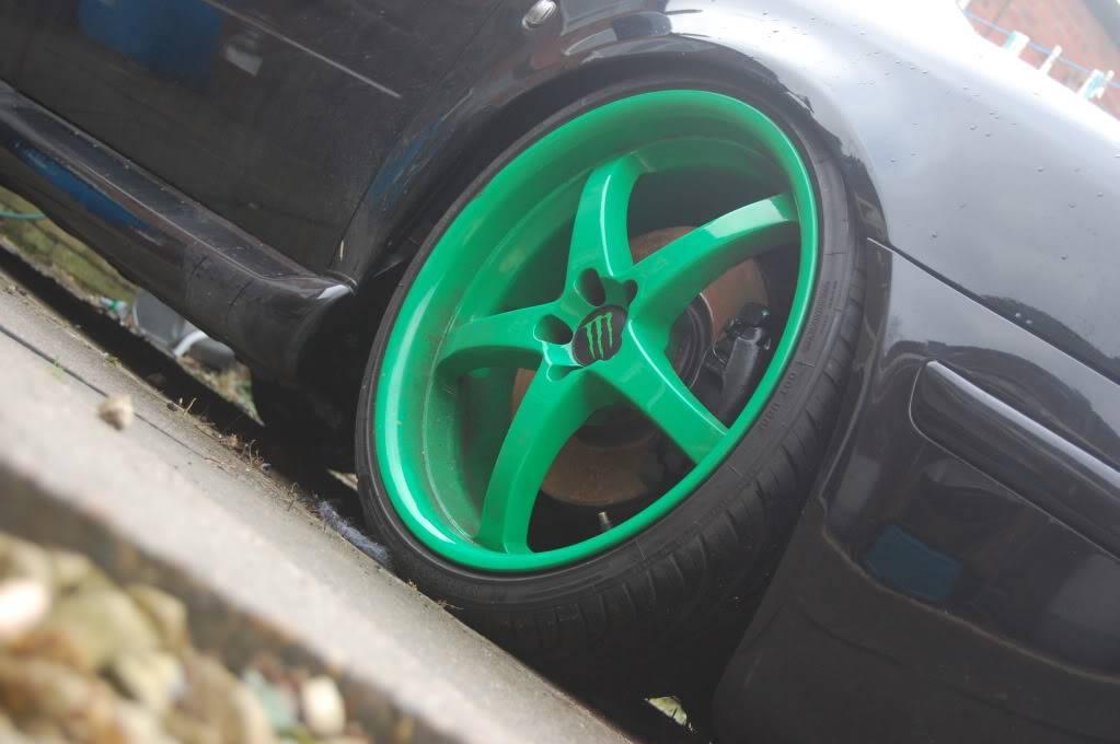 Skoda octavia vrs wheels now green (update on page 7) - Page 6 DSC_0853