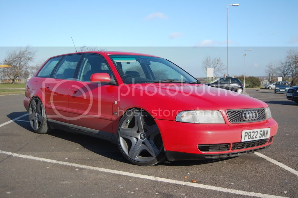 A4 Avant yes A not S this time! Pictures. DSC_0842