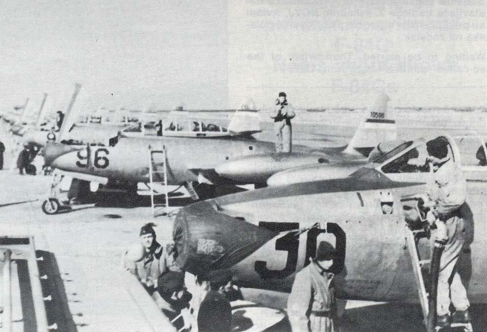 F-84G THUNDERJET 84-4
