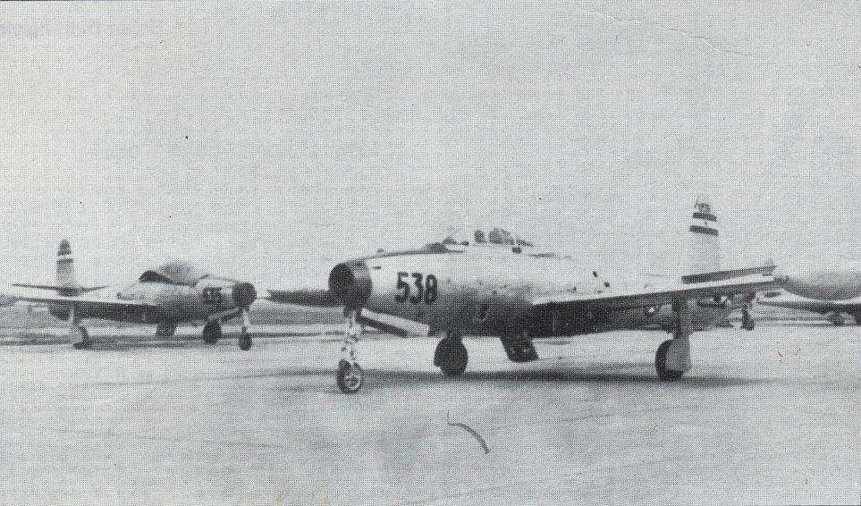 F-84G THUNDERJET 84-5