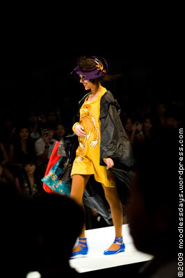 Audi fashion Week Singapore: Closing show. DSC_3673md
