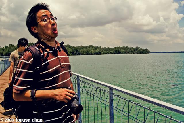 4th October 2008:  Pulau Ubin Outing DSC_8168e
