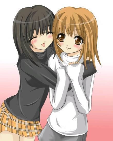 امثال ..... نقشت من نور لك أختى.... Anime-5