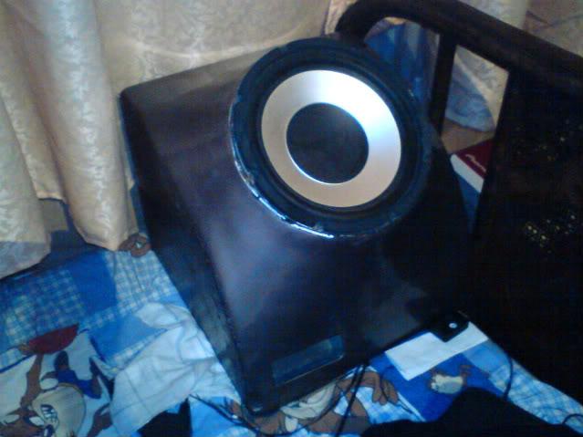 Tuning Stereo para Terios ... Subs y parlantes ovalados Pubblosdjhotmailcom2