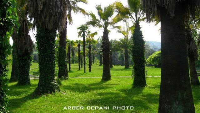 Kopshti botanik ne Tirane 14