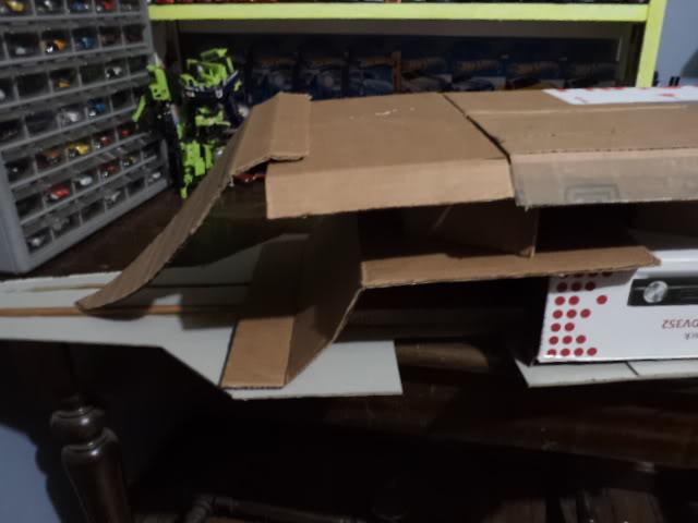 Inicio de un proyecto, no es vehículo es un portaaviones DSC03311