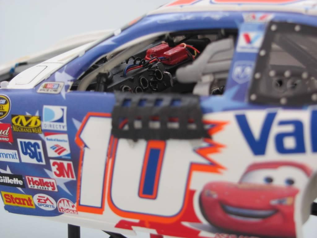 Two NASCAR model kits IMG_1809