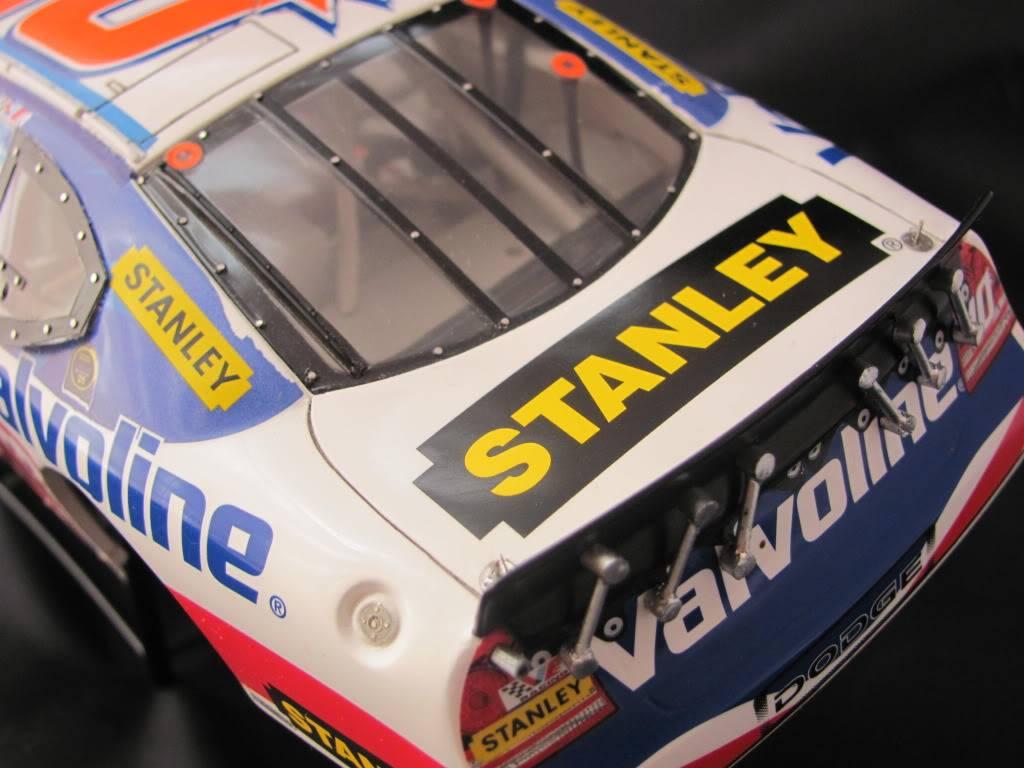 Two NASCAR model kits IMG_2321