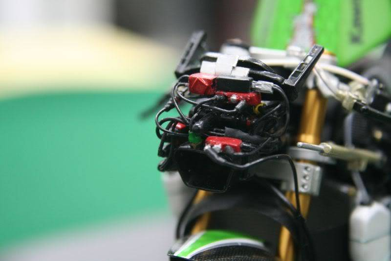 Kawasaki Ninja ZX RR 2006 Frontelectronics01-1