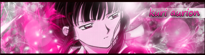 Más anime de Inu-Yasha para otoño Kuriki