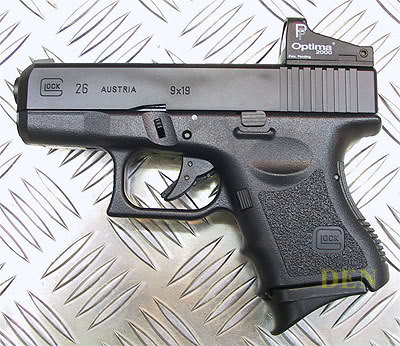 Installing a Docter Optic Replica on a KSC Glock 34? Clg26combat