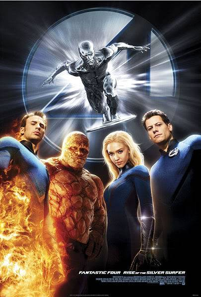 Fantastic 4 Rise Of The Silver Surfer 405px-FanFour2_newposter