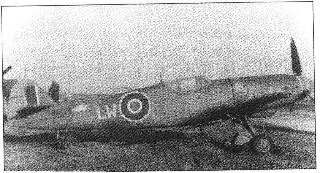 Polish Bf 109G-10/AS - Fine Molds 1/72 Polish_bf_109