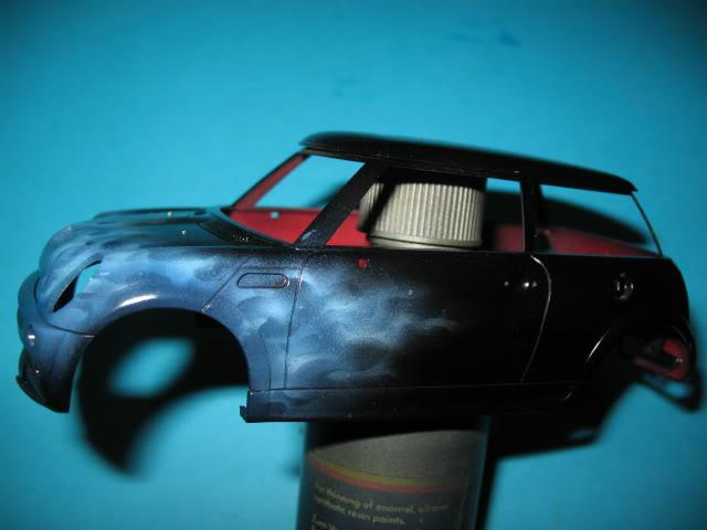 Projek terbaru: Mini Cooper S CooperWIP1003