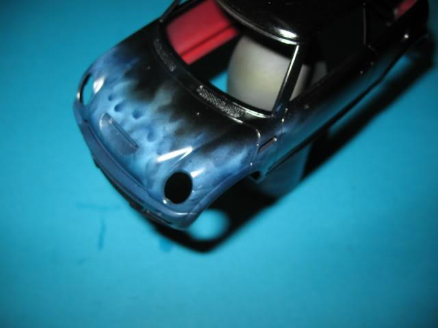 Projek terbaru: Mini Cooper S CooperWIP1004