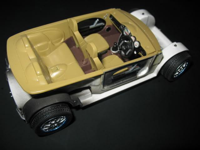 Projek terbaru: Mini Cooper S MiniProg1001