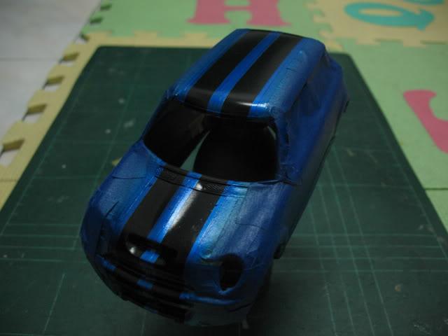 Projek terbaru: Mini Cooper S MiniProg2001