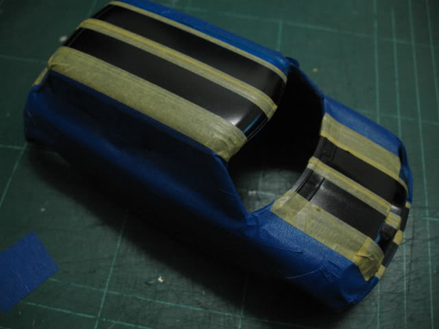Projek terbaru: Mini Cooper S MiniProg2002