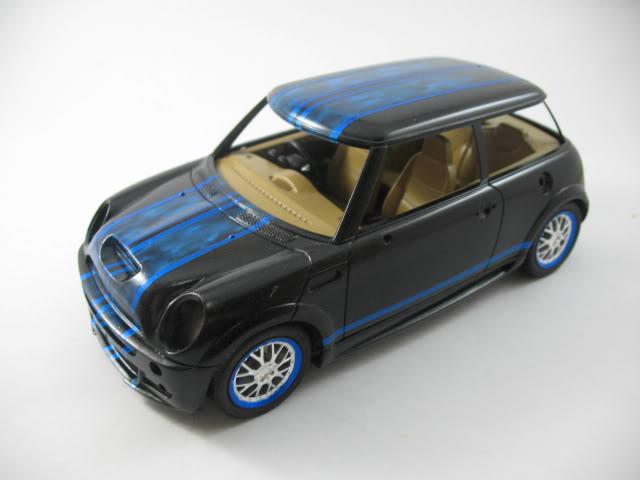 Projek terbaru: Mini Cooper S MiniProg3002