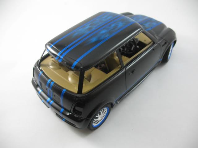 Projek terbaru: Mini Cooper S MiniProg3004