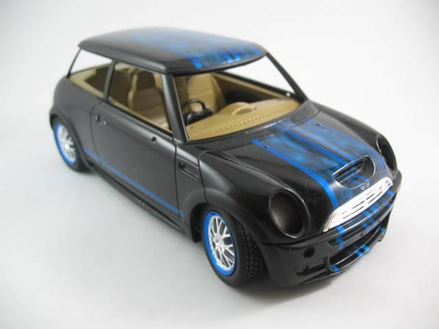Projek terbaru: Mini Cooper S MiniProg4001