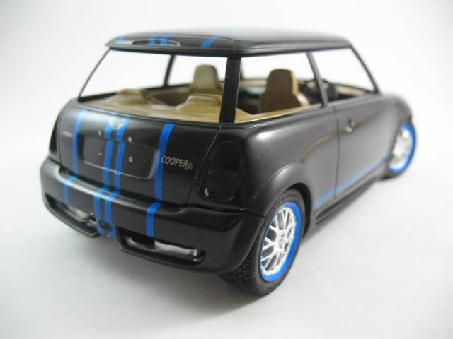 Projek terbaru: Mini Cooper S MiniProg4003