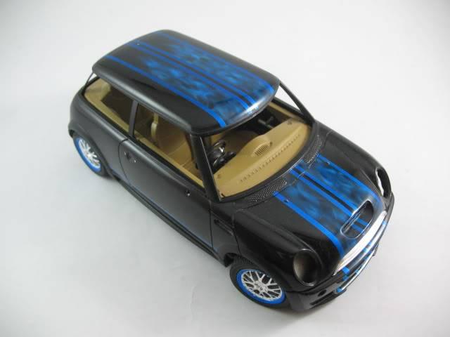 Projek terbaru: Mini Cooper S MiniProg4004